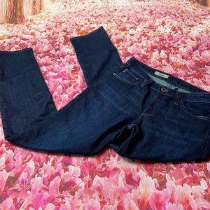 AG Stilt Cigarette Leg Skinny Jeans